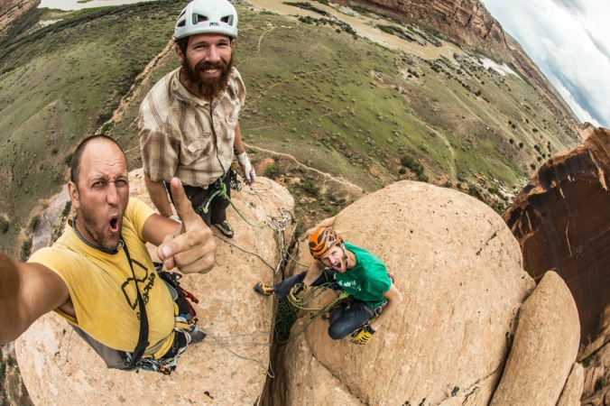 Jesse Meese & Rob Pizem, Horsethief/Ruby Canyon, Colorado River, CO